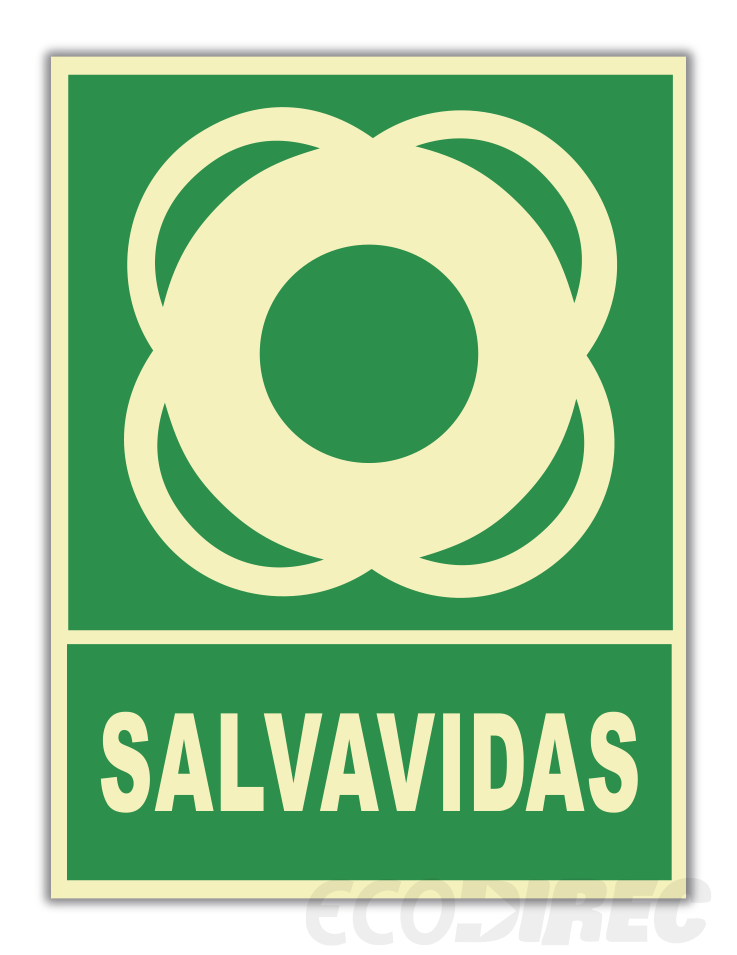 Salvavidas ecodirec for Salvavidas para piscinas